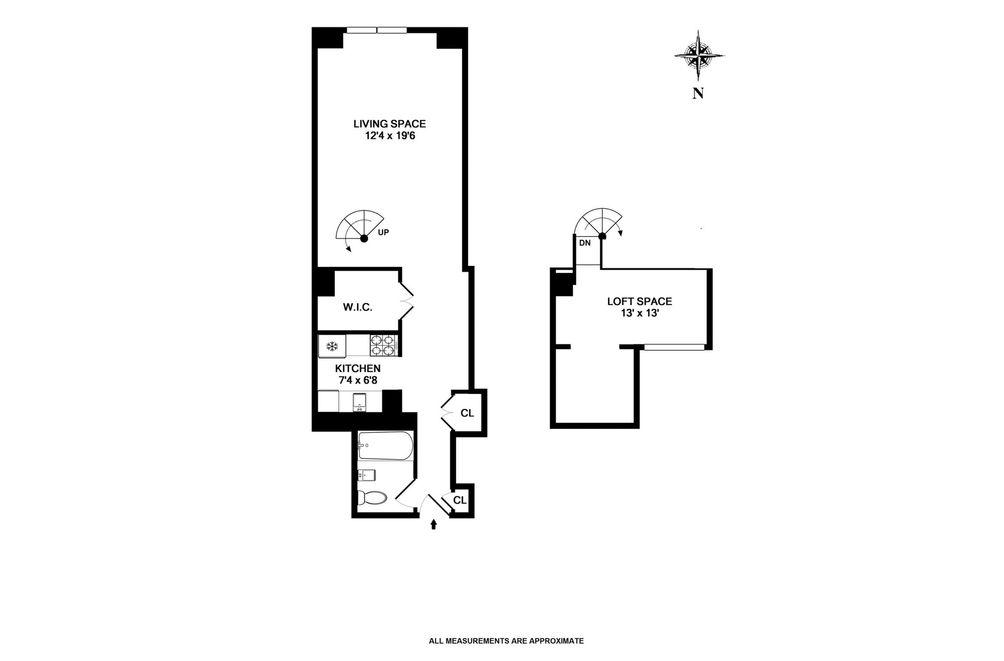 Murray Hill Plaza foor plan