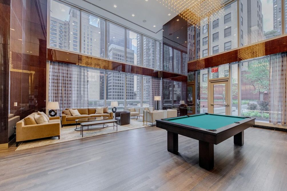Central Park Tower amenities
