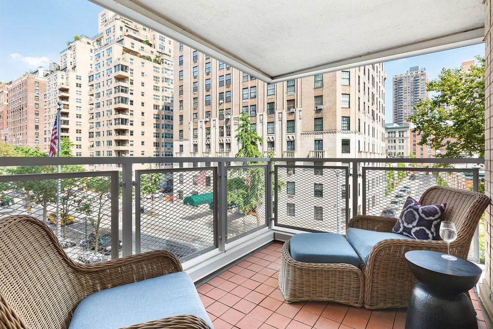 balcony nyc