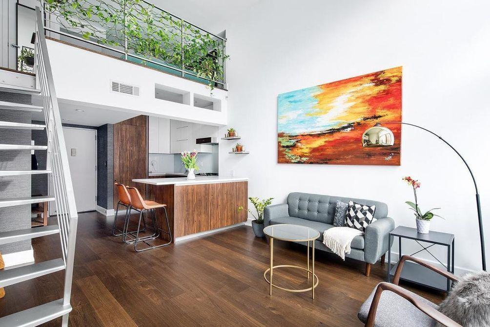 390 Lorimer Street interiors