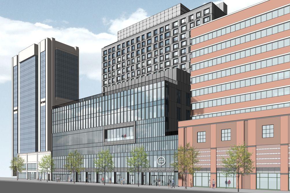 121 West 125th Street, Empire State Development