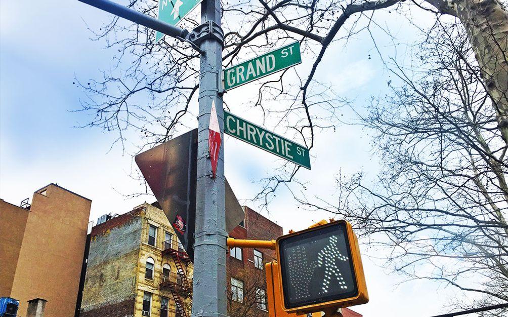 Chrystie Street NYC
