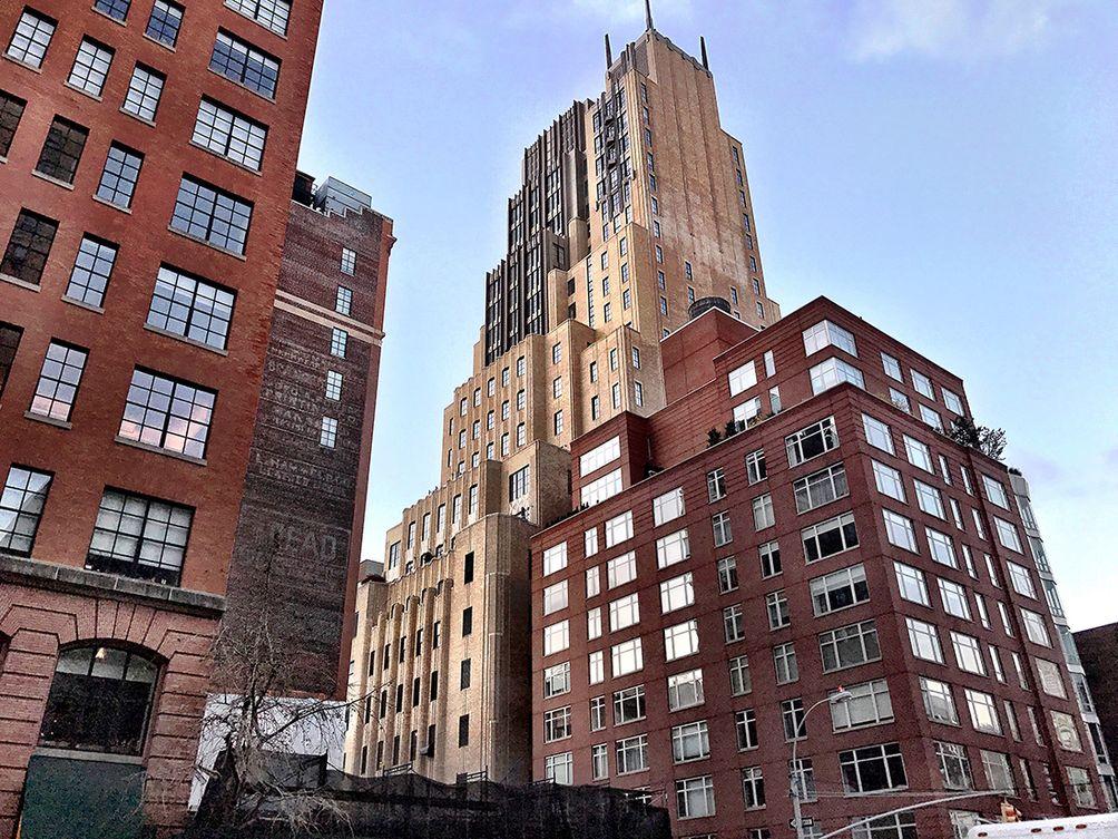 Walker Tower- New York CIty