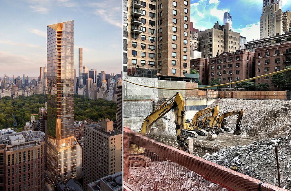 Construction Begins on 69-Story, Snohetta-Designed Condo at
