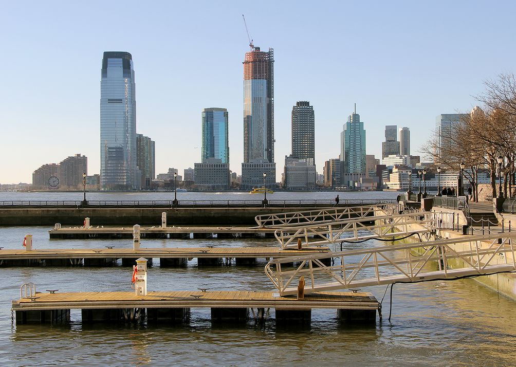 Jersey City s 99 Hudson is Officially New Jersey s Tallest Building ... 05361cf03