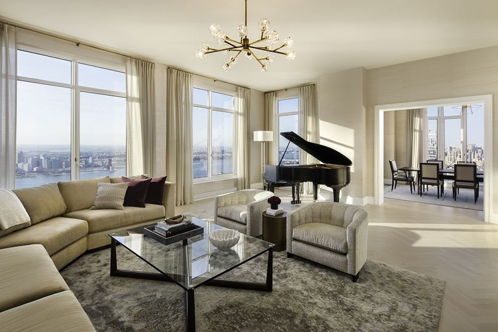 The Four Seasons Private Residences, 30 Park Place, #67A