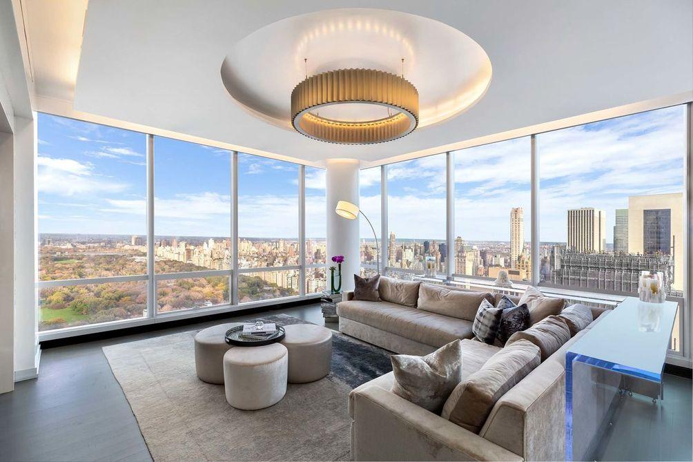 157 West 57th Street interiors