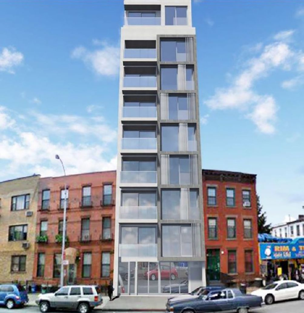 488 fourth avenue rendering