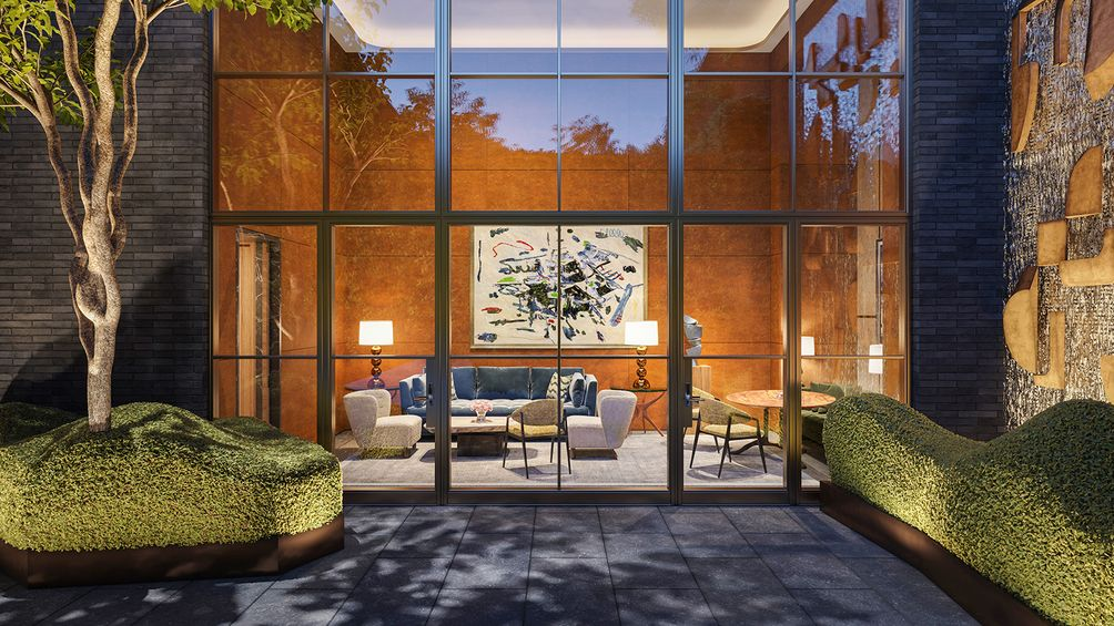109 East 79th Street library