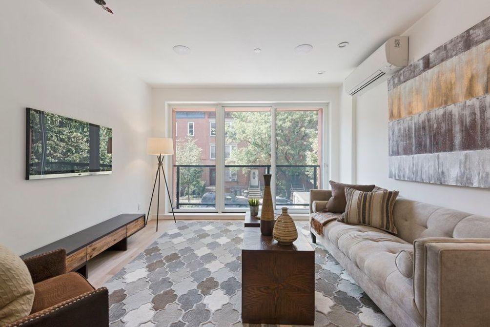 351 Prospect Place interiors