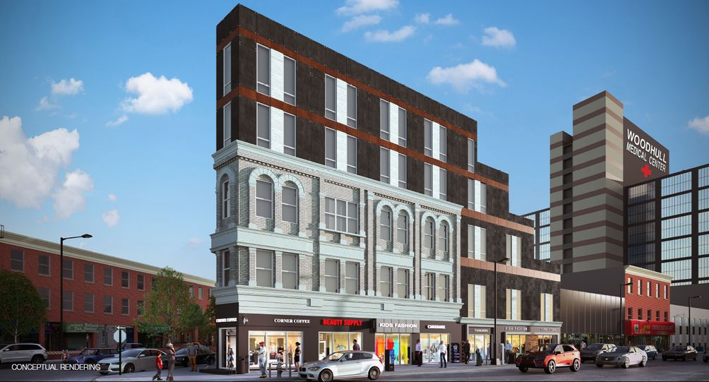 800 Broadway rendering