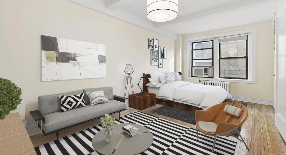 457 West 57th Street interiors