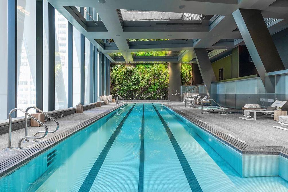 53 West 53rd Street pool