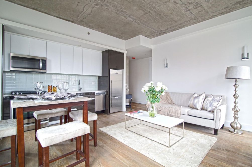 See Model Unit Inside the South Bronx\'s First Luxury Condo, The ...