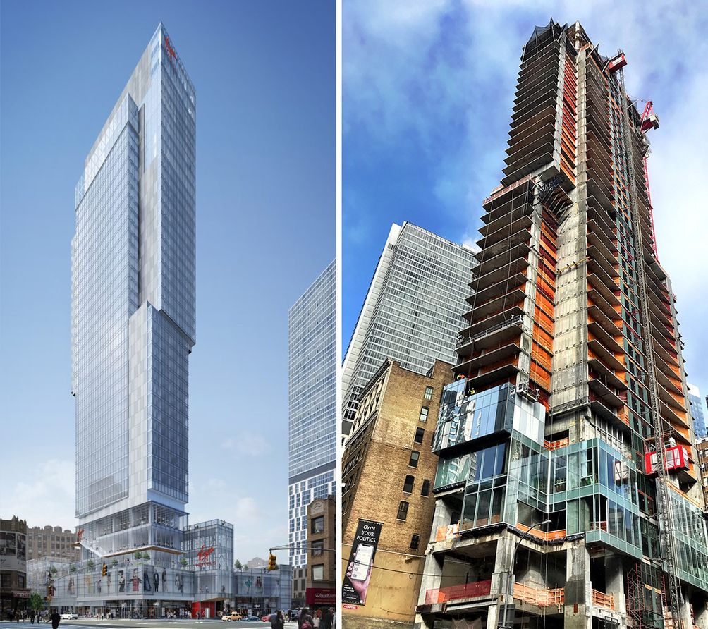 New York's First Virgin Hotel Tops Out in NoMad | CityRealty
