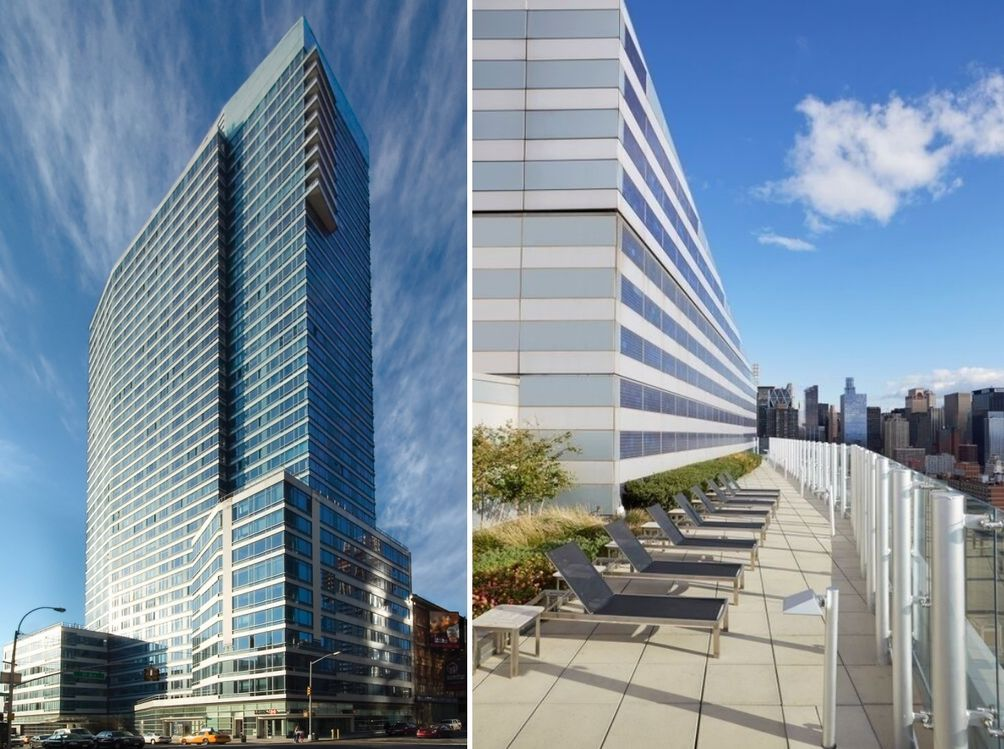 Helena 57 West at 601 West 57th Street