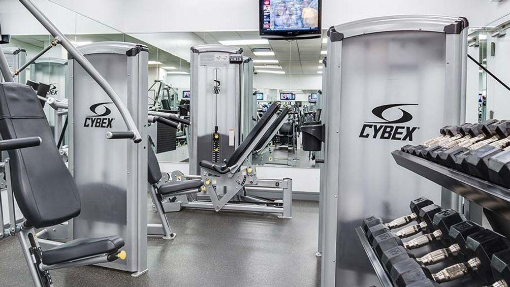 Fitness center 30 Park Avenue NYC