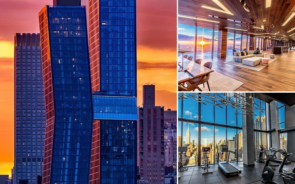 American Copper Buildings at 626 First Avenue