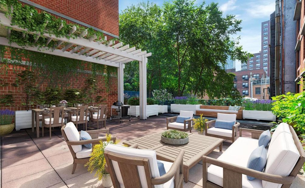 Secret Gardens: NYC Apartments with Private Outdoor Space | CityRealty