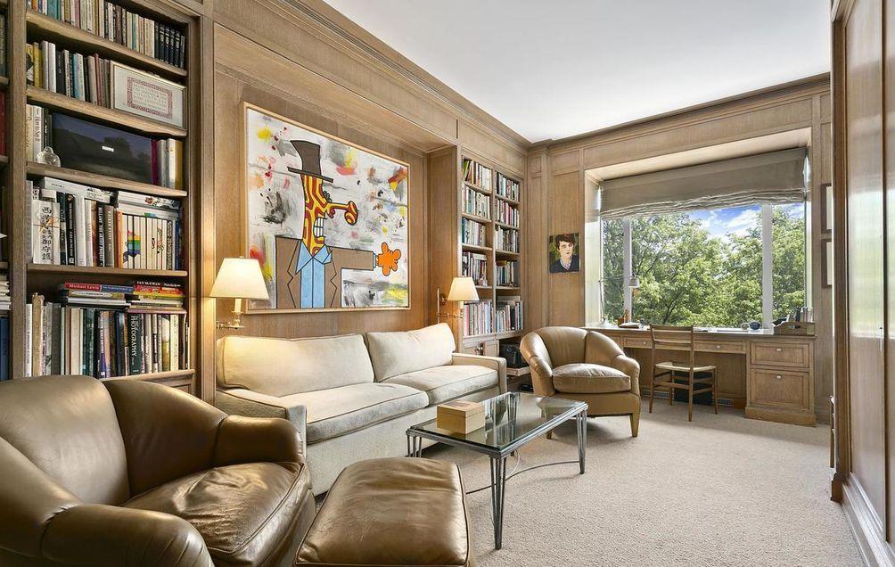 115 Central Park West interiors