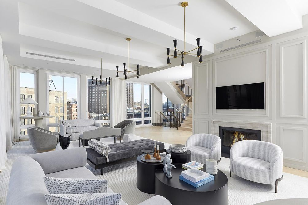 24-Leonard-Street- NYC real estate