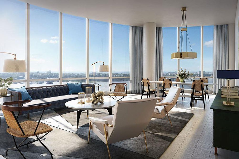 20 Spectacular New Penthouses In Manhattan Priced Below