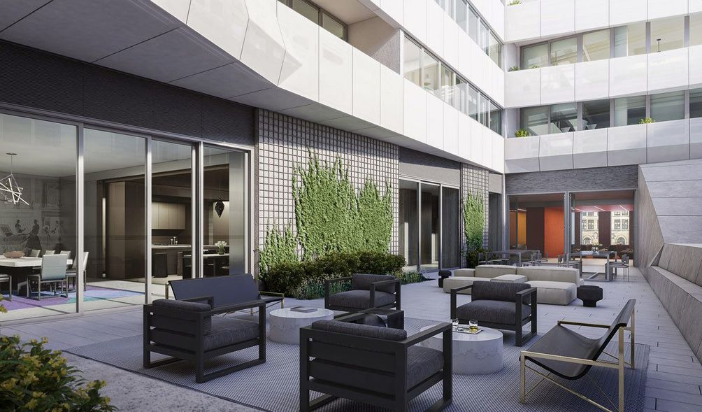 121 East 22nd Street amenities