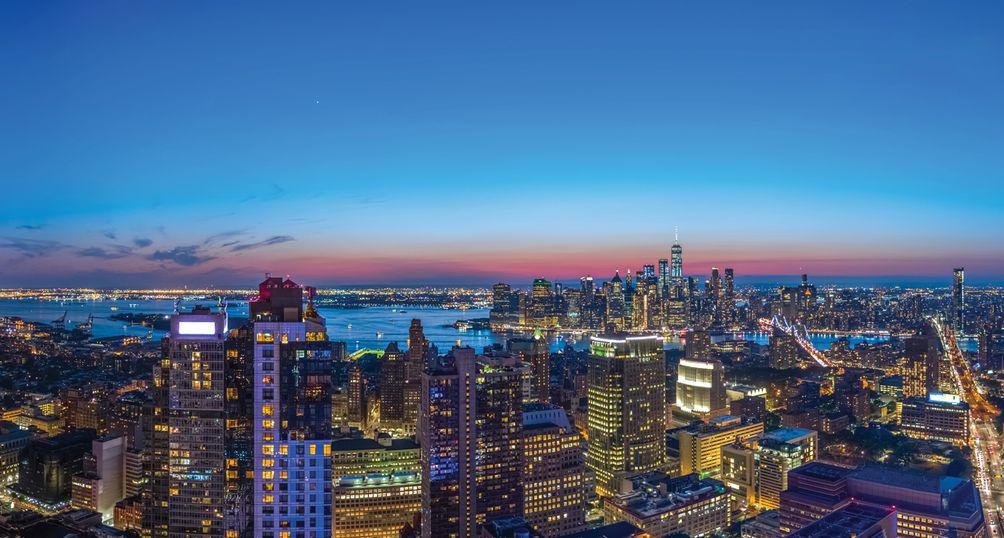 Brooklyn Point views