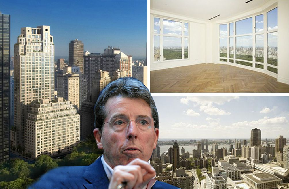 15 Central Park West penthouse