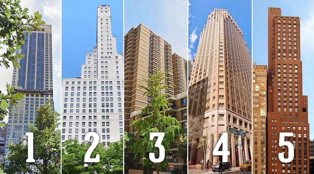 top-five-condos-financial-district