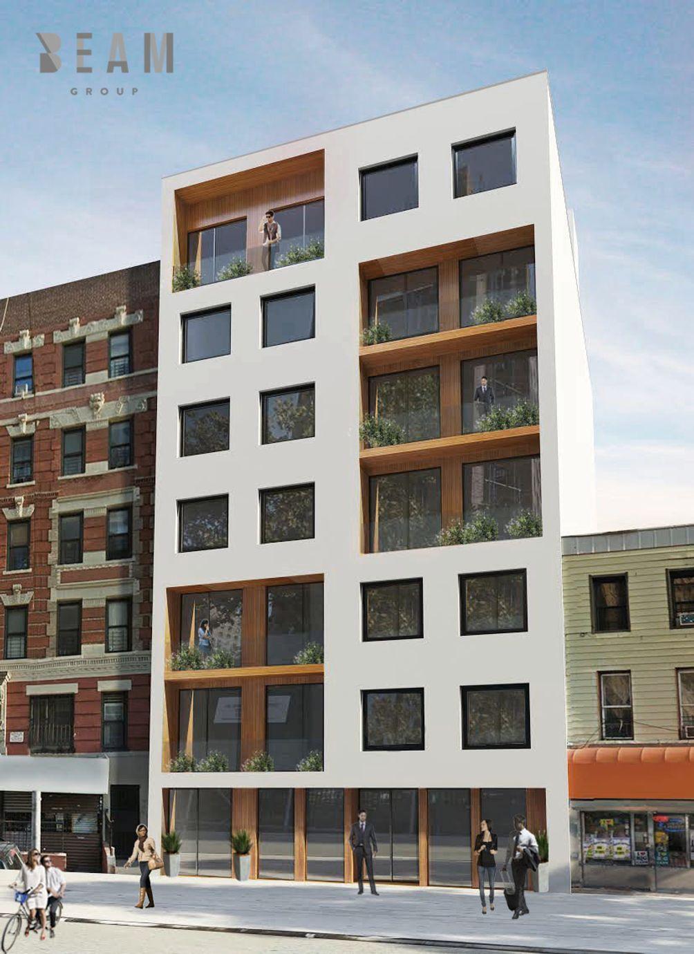 924 Myrtle Avenue rendering