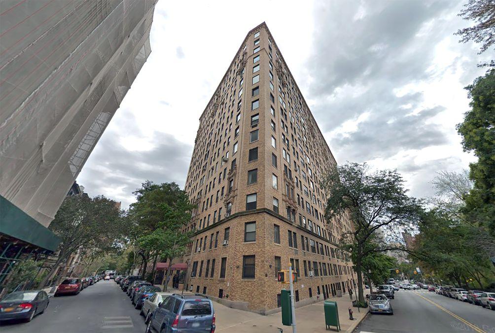 NYC corner building apartments