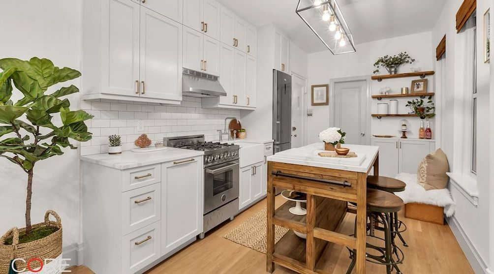 326 East 73rd Street Kitchen