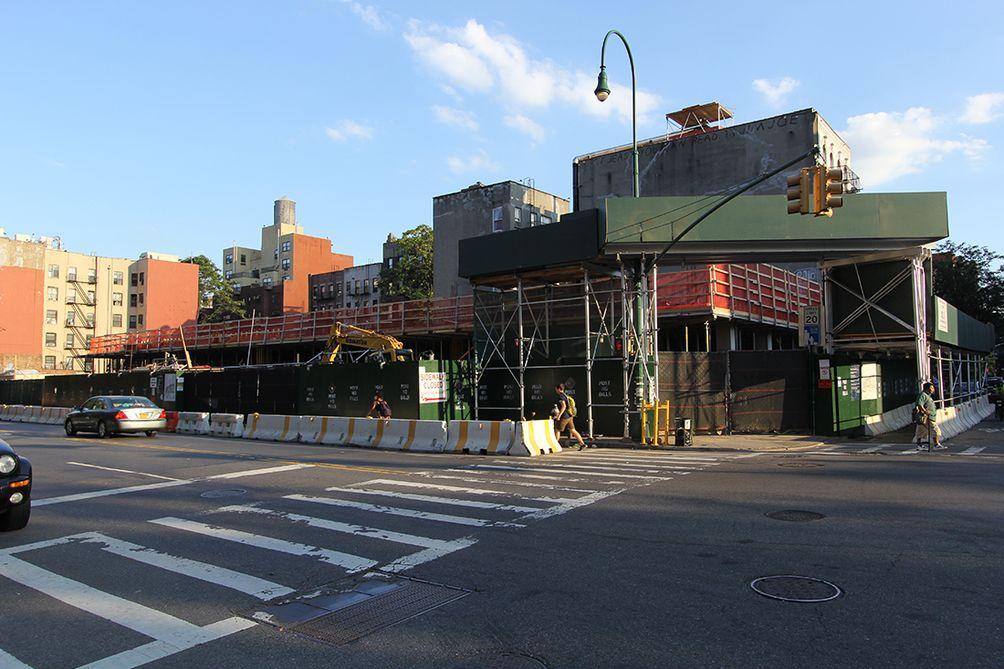 Extell Development, East Village