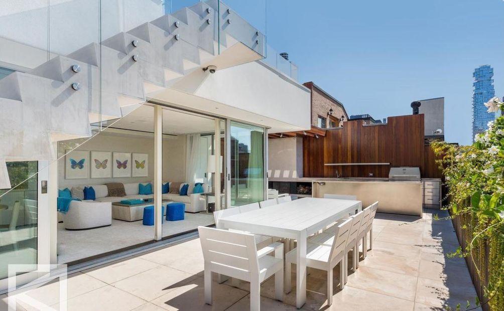 85 mercer street roof deck