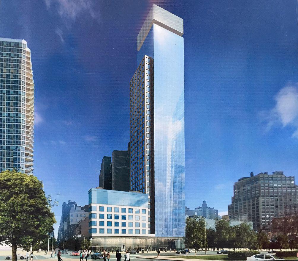 Hudson Yards, 515 West 36th Street, Ismael Leyva Architects, Manhattan skyscrapers, Manhattan apartments, West Side developments