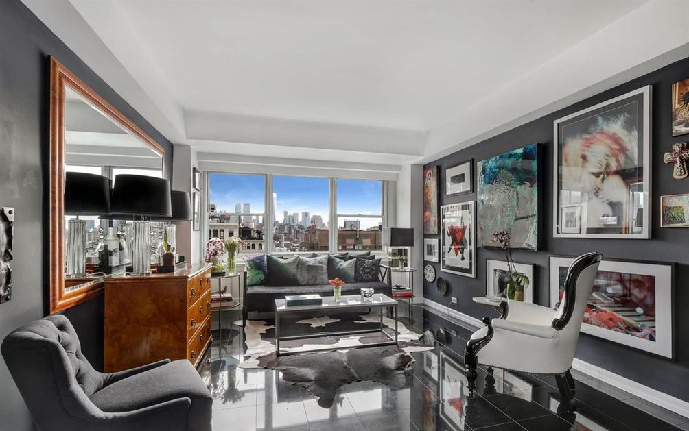 10 West 15th Street interiors