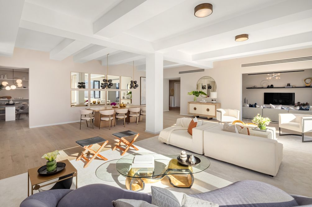 11 Beach Street interiors