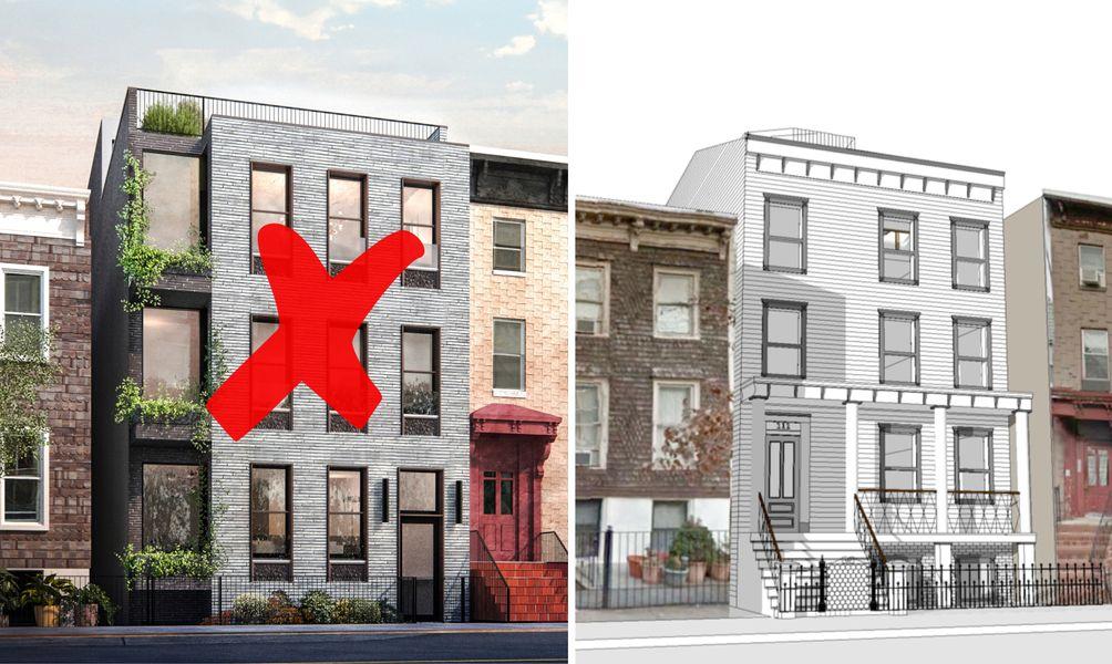 111 Noble Street rendering