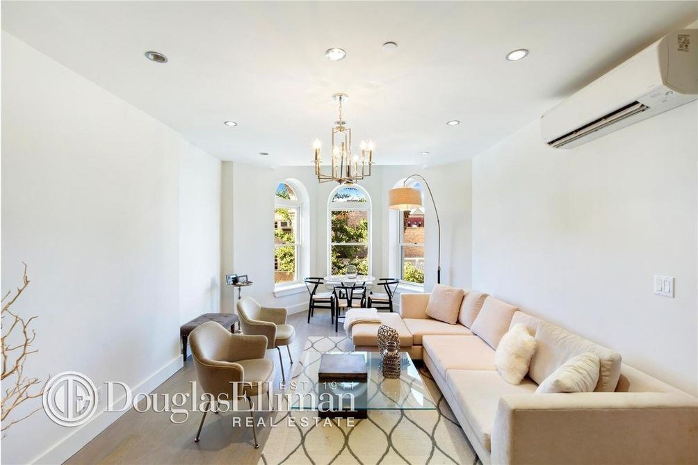 Boutique Condo Living In Renovated Harlem Townhouse 2 Bed Bath Units Available From 859K