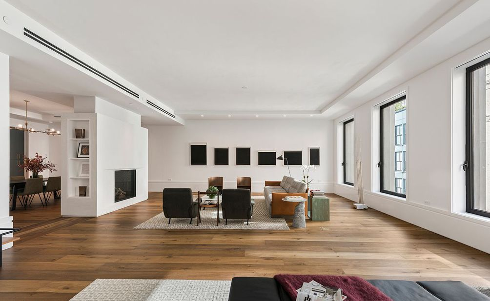 150 Wooster Street interiors
