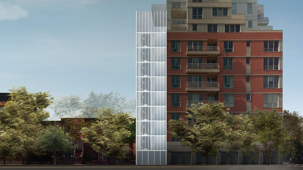 112 Fourth Avenue rendering
