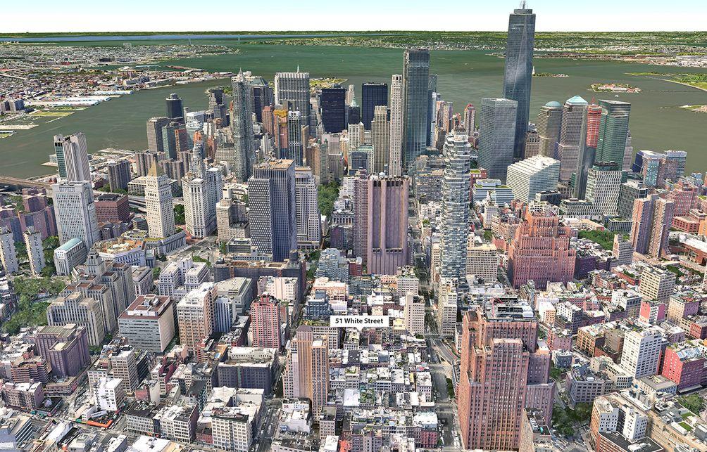 51-53 White Street Tribeca landmark condos