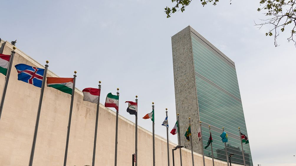 Turtle Bay/United Nations