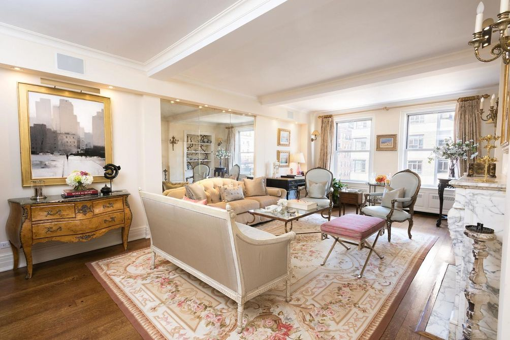 47 East 88th Street interiors