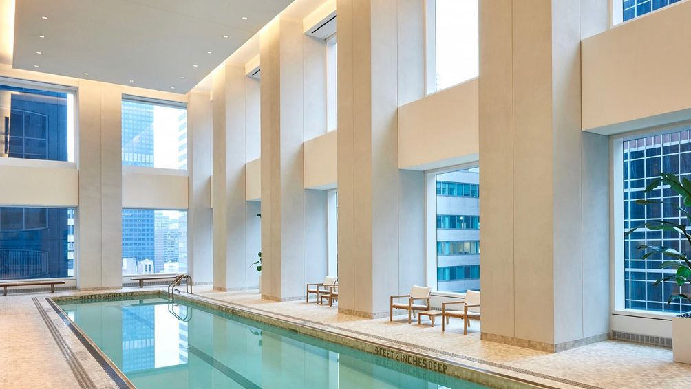 432 Park Avenue amenities