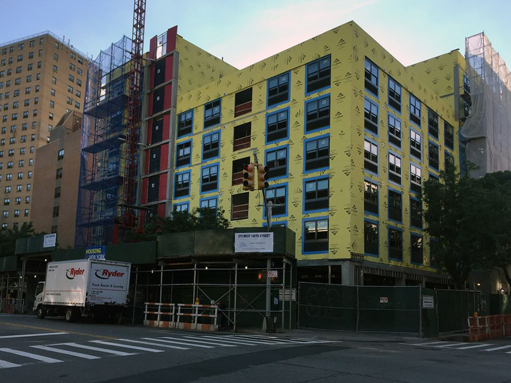 Affordable Housing Lottery Launches In Harlem At Strivers Row Hamilton Rent