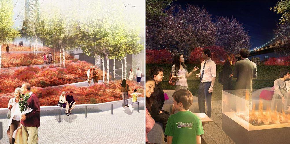 One Manhattan Square, Extell Development