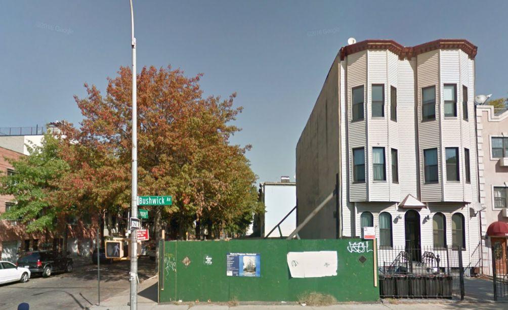 Bushwick apartments, NYC rentals, New York CIty developments, NYC architecture, 682 Chauncey Street