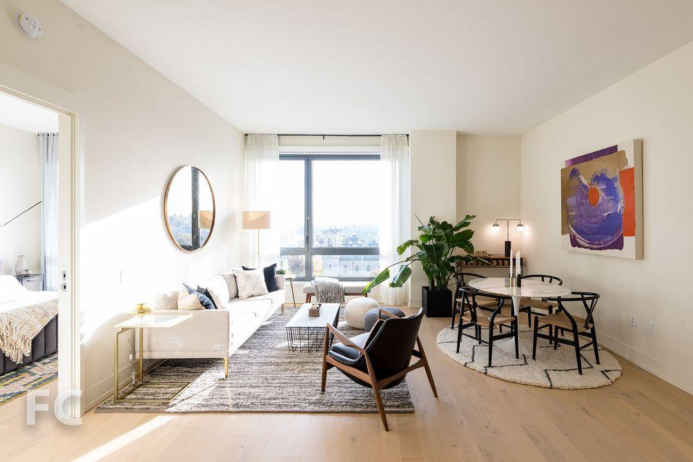 550 Vanderbilt Avenue interiors